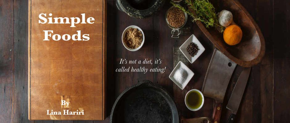 My Simple Foods e-Book Has Arrived